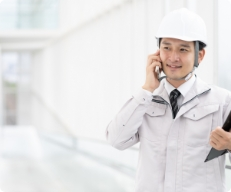 工事時期を踏まえて、 解体業者に個別の聞き取り調査。お客様に最適な解体業者を 2~3社まで絞り込んでご紹介します!