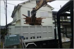 解体工事の流れ5