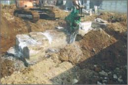 解体工事の流れ6