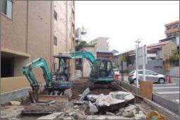 解体工事の流れ7