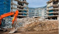 アパート・マンション・ビルの解体工事