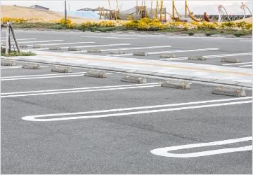 駐車場にするための解体工事について