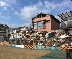 建物の⽼朽化による近隣への損壊事故