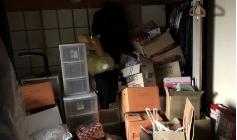 屋内廃棄物と不用品の処理