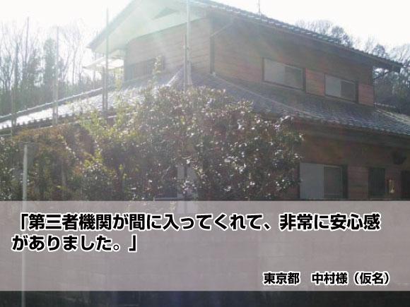 東京都 中村(仮名)