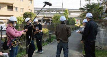 フジテレビ系列「私の家を壊して下さい」に解体工事の 専門家として出演しました。